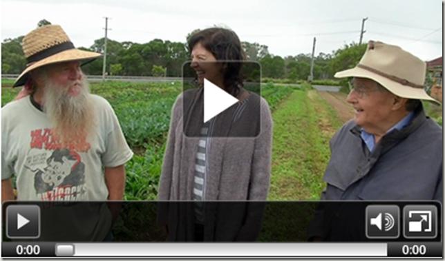 Gardening Australia : The barefoot farmer